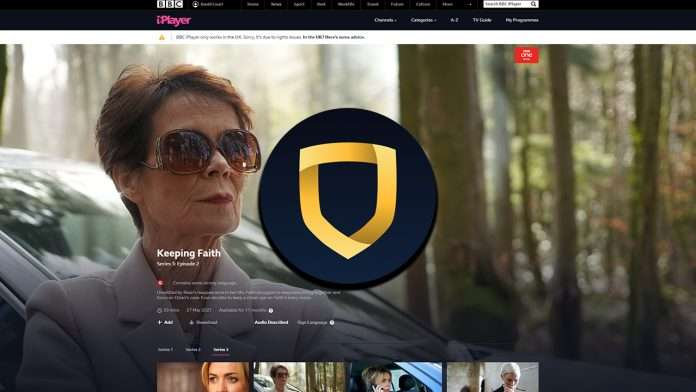 StrongVPN not working with BBC iPlayer 2