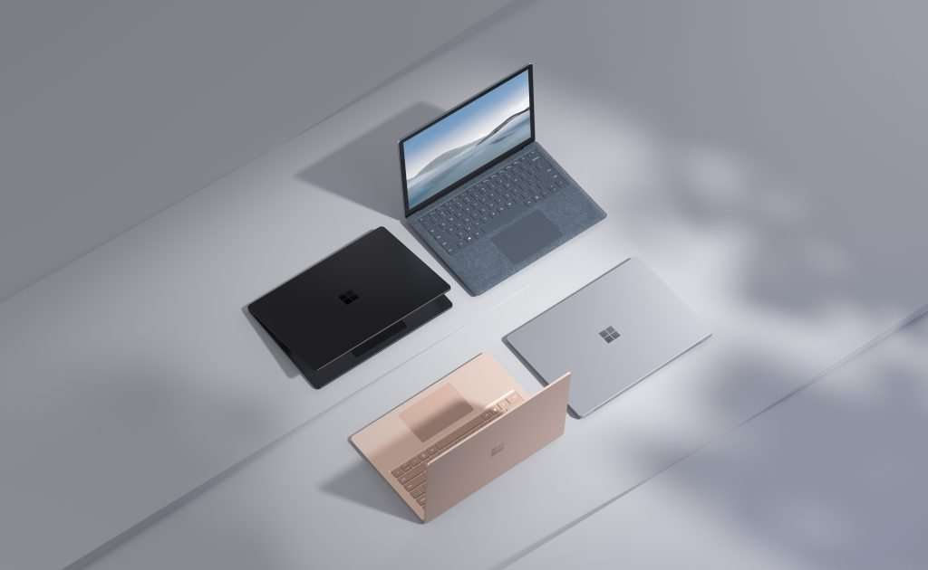Surface Laptop 4 Family