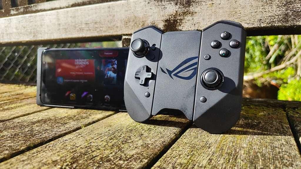 ASUS ROG Kunai 3 Gamepad review 2