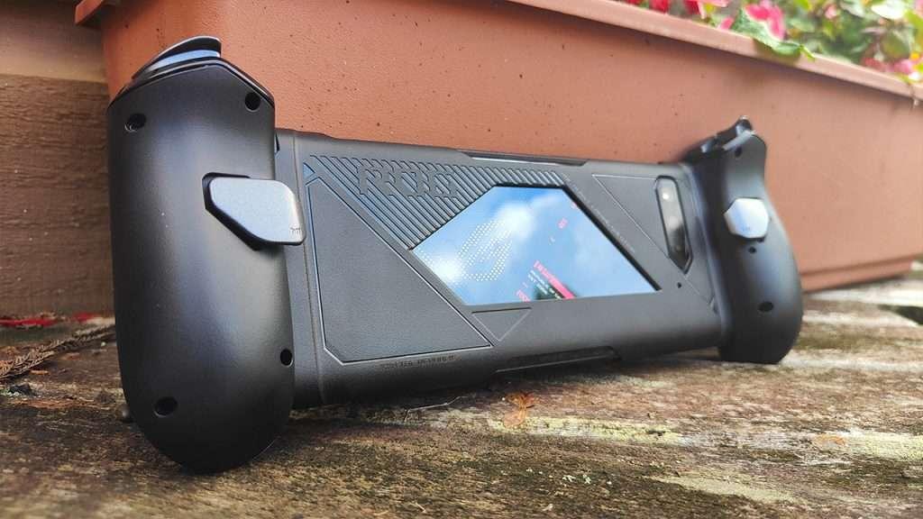 ASUS ROG Kunai 3 Gamepad review 3