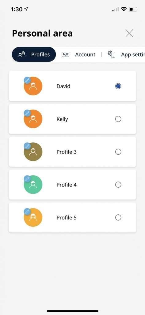 DeLonghi PrimeDonna Soul review app screenshots