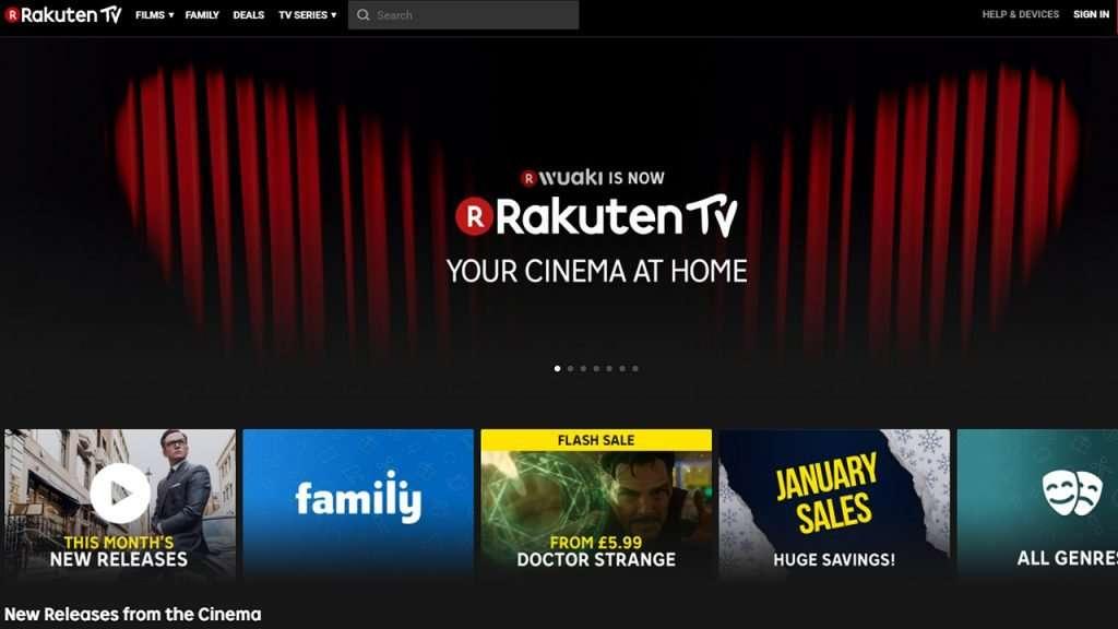 How to watch Rakuten TV anywhere in the world 1