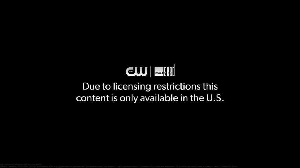How to watch The CW outside the US 1