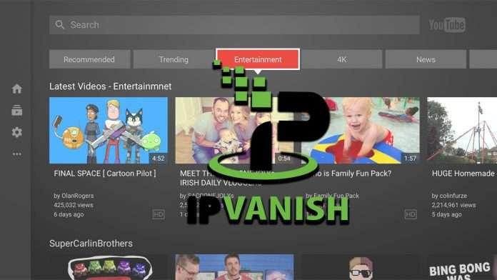 IPVanish not working with YouTube TV 2