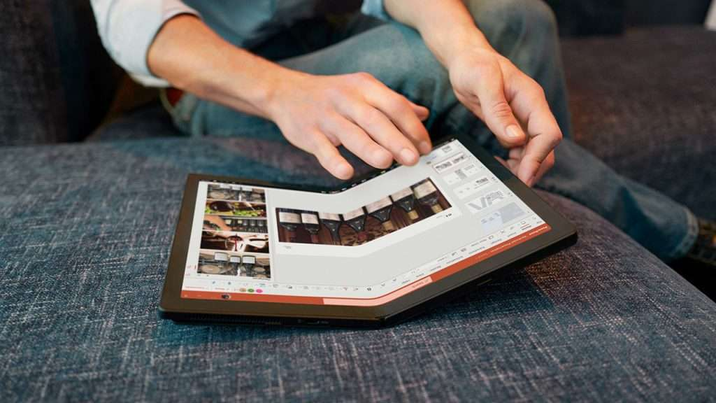 Lenovo ThinkPad X1 Fold review 1