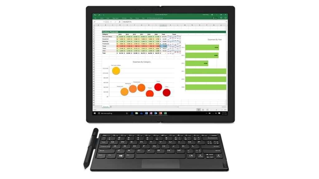 Lenovo ThinkPad X1 Fold review 3