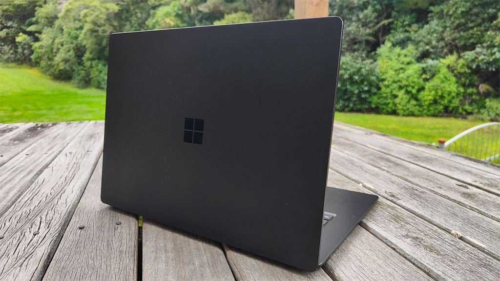 Microsoft Surface Laptop 4 review 4