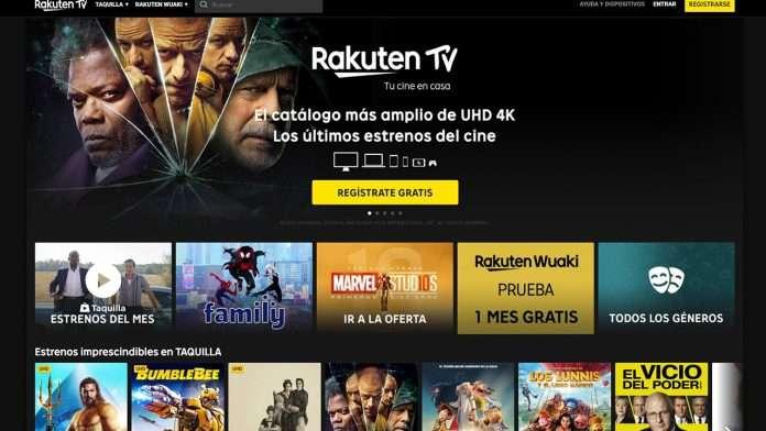 Rakuten Tv not working with VPN 2
