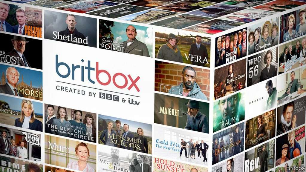 BritBox not working with VPN 1