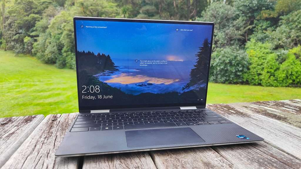 Dell XPS 13 (9310) 2-in-1 Laptop review 1