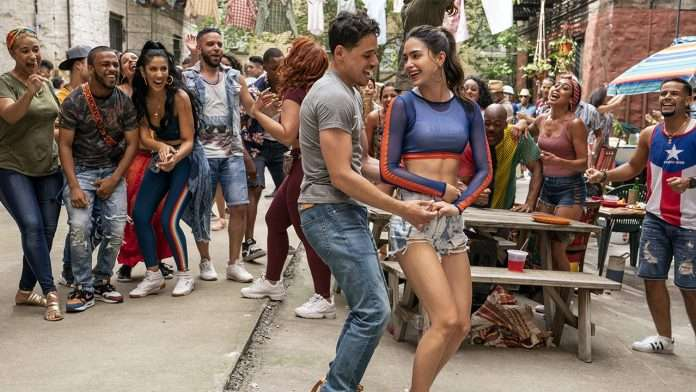 How to stream In The Heights in the UK 2