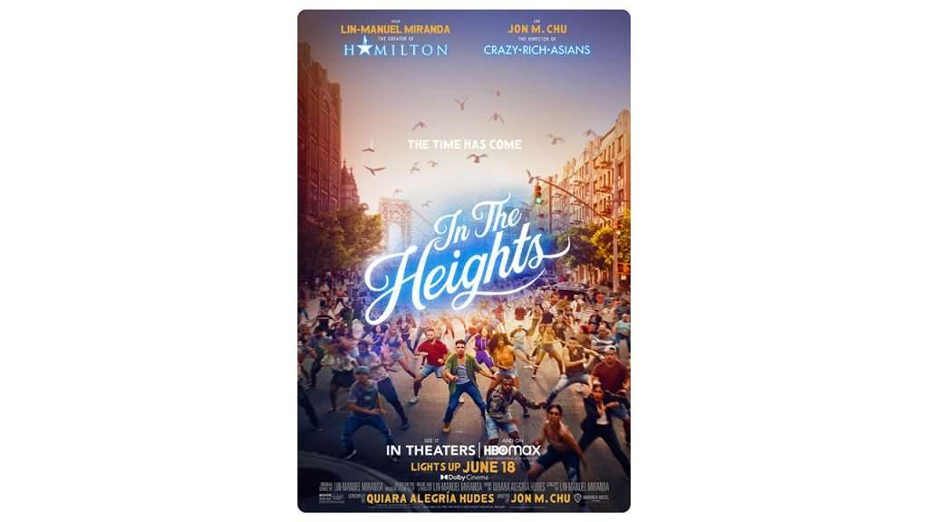 How to stream In The Heights in the UK 3