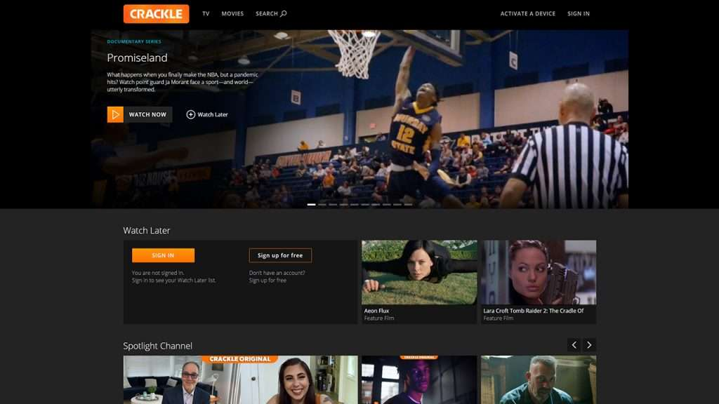 How to watch Crackle outside the US 2