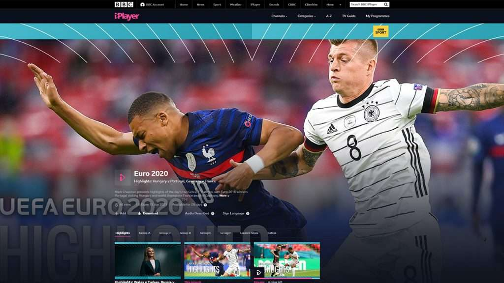 How to watch Euro 2020 highlights 2