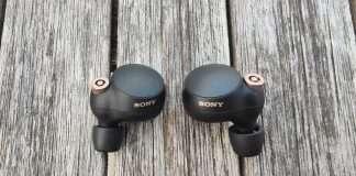Sony WF-1000XM4 review 2
