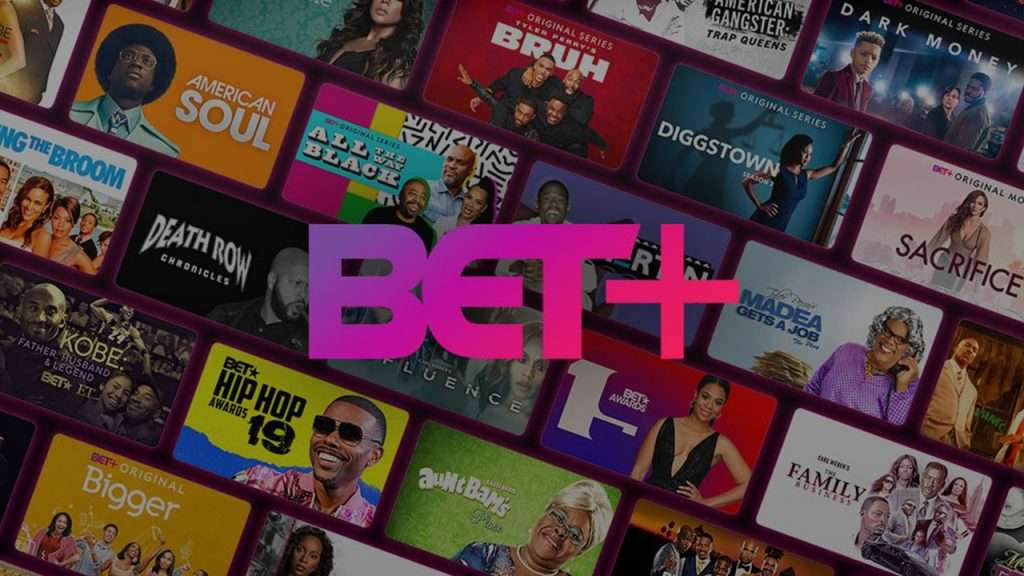 BET+ not working with VPN
