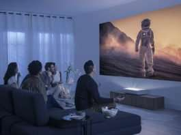 Samsung Premiere LSP9T Projector review 3