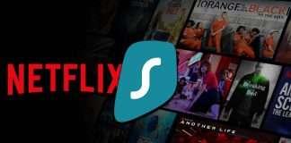 Surfshark not working with Netflix 1