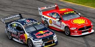 Watch V8 Supercars in NZ 3