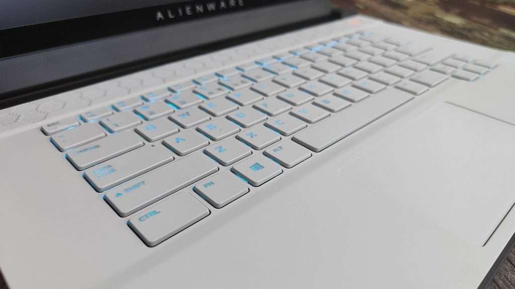 Alienware M15 R4 review 3