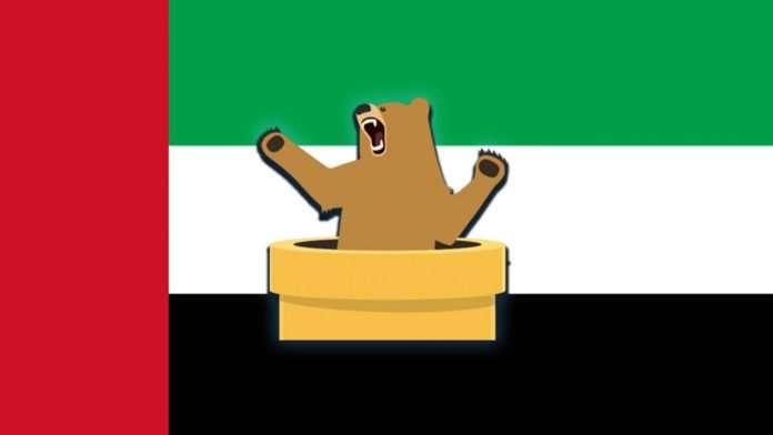 Tunnelbear not working in the UAE 1