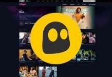 CyberGhost not working with BBC iPlayer