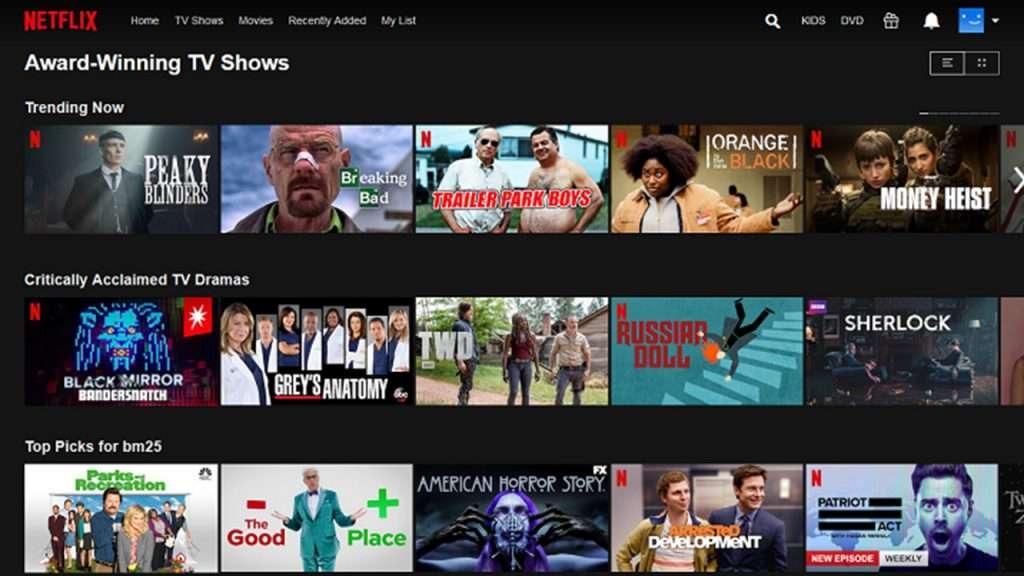 Hotspot Shield not working with Netflix 2