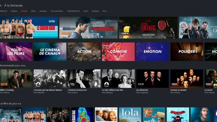 How to watch Canal+ in the UK 2